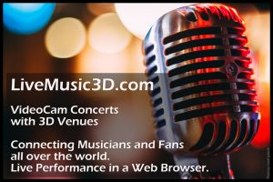 Live Concerts in Your Web Browser