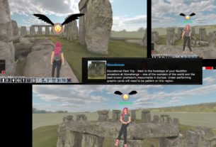 Screenshot Stonehenge Region