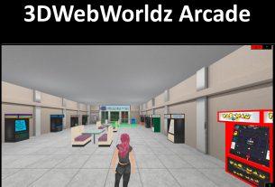 3DWebWorldz Arcade